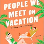 """Book Cover for """"People We Meet on Vacation"""" by Emily Henry"""